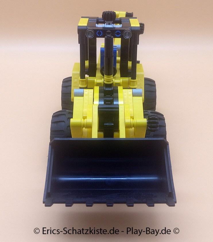 Lego® 42004 [Technic] Mini-Baggerlader Mini Backhoe (Get it @ PLAY-BAY.de)