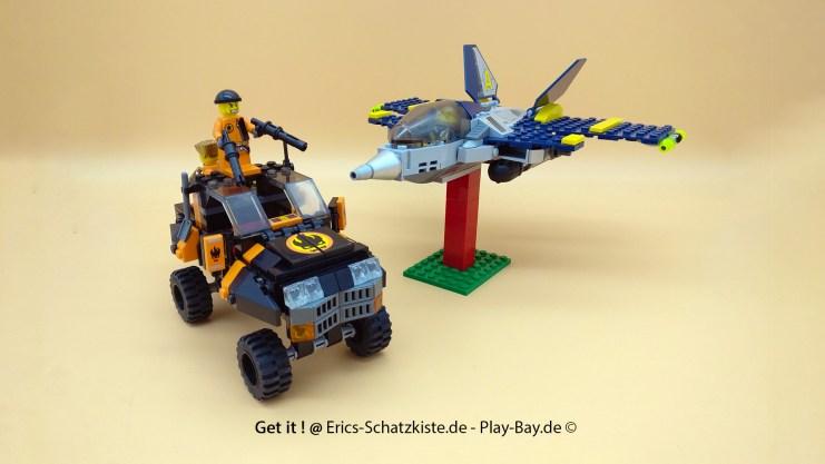 Lego® 8630 [Agents] Mission 3 Goldtransport Gold Hunt (Get it @ PLAY-BAY.de)