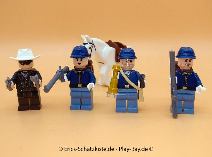 Lego® 79106 [Lone Ranger] Kavallerie Set Cavalry Builder Set (Get it @ PLAY-BAY.de)