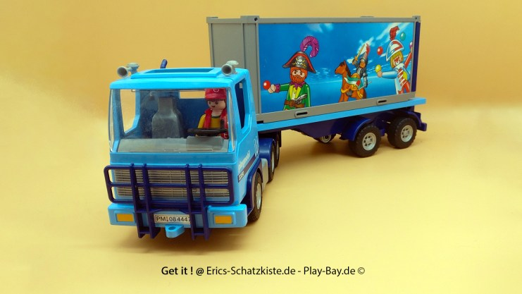 Playmobil® 54447 Container Truck (Get it @ PLAY-BAY.de)