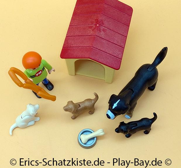 Playmobil®4498 Berner Sennenhund mit Welpen (Get it @ PLAY-BAY.de)