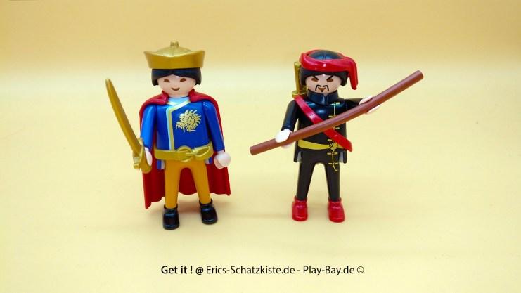 Playmobil® 5849 Duo Pack Ninja und Mandarin (Get it @ PLAY-BAY.de)
