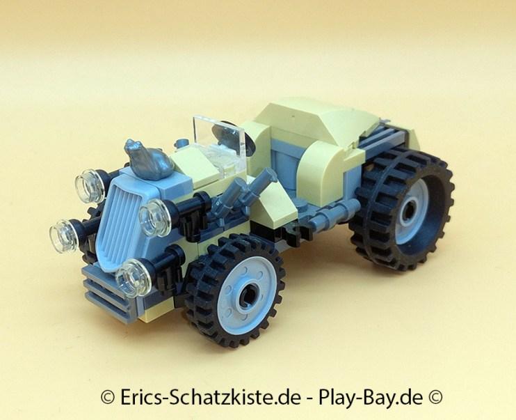 Lego® 9463 [Monster Fighters] Werwolfversteck The Werewolf (Get it @ PLAY-BAY.de)