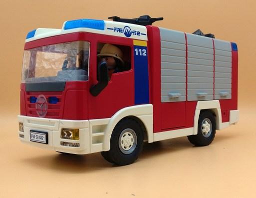 Playmobil® 4821 Rüstwagen