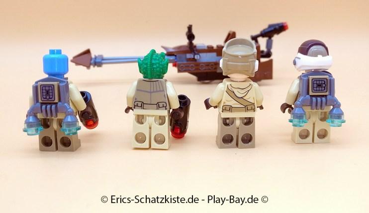 Lego® 75133 [Star Wars] Rebellen-Allianz Rebel Alliance Battle Pack (Get it @ PLAY-BAY.de)