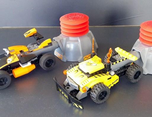 Lego® Fußpumpen-Flitzer