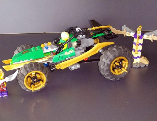 Lego® [Ninjago] 70755 Jungle Raider