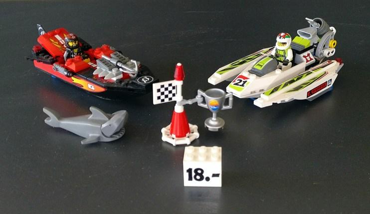 Lego® Rennboote