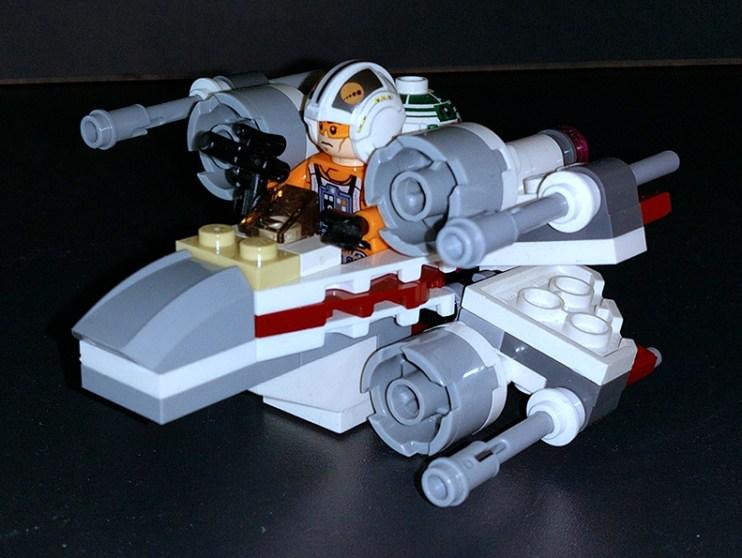 Lego® Micro X-Wing