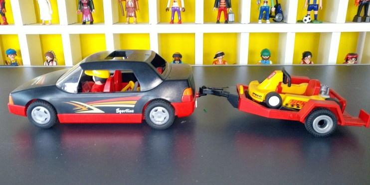 Playmobil® Kart Auto