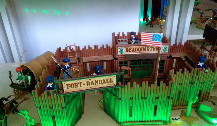 Playmobil® Fort Randall