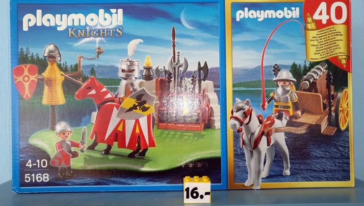 C&C 5168 Playmobil® Ritterset