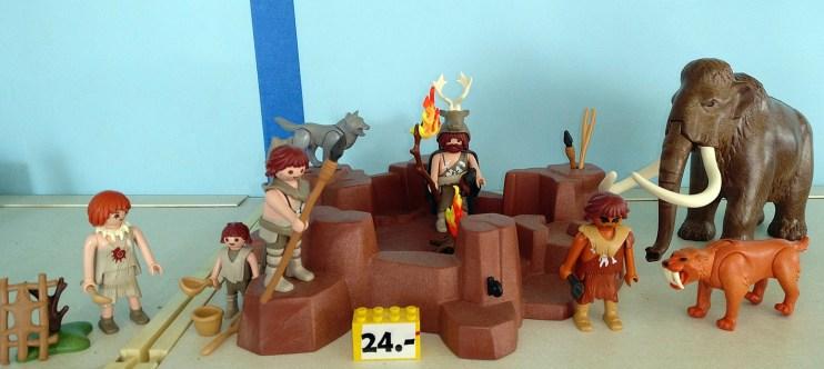Playmobil® Steinzeit-Lager