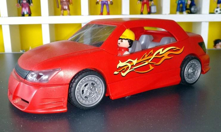 Playmobil® Tuning Wagen