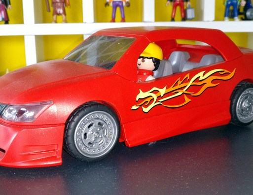 Playmobil® Tuning Wagen