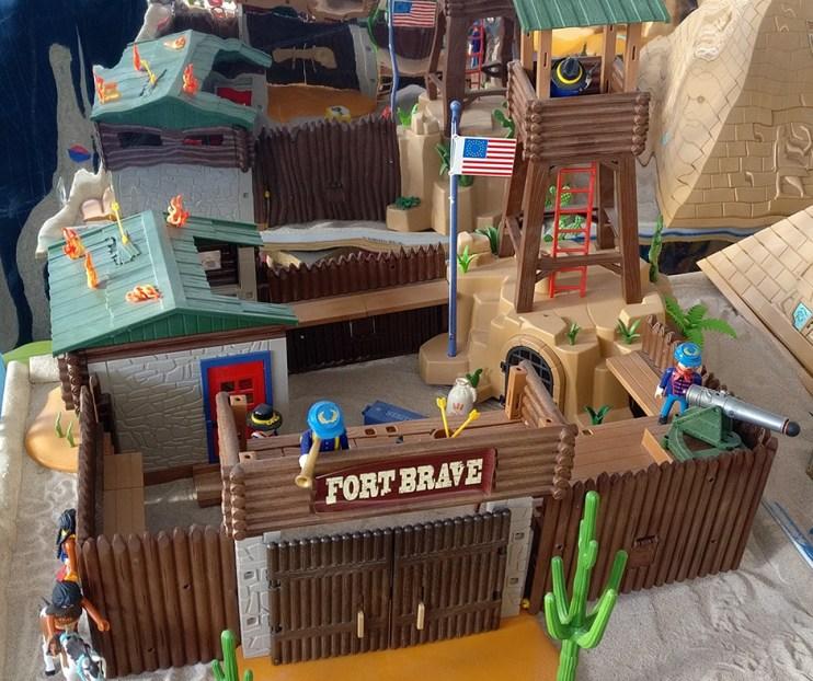 Playmobil® Westernfort