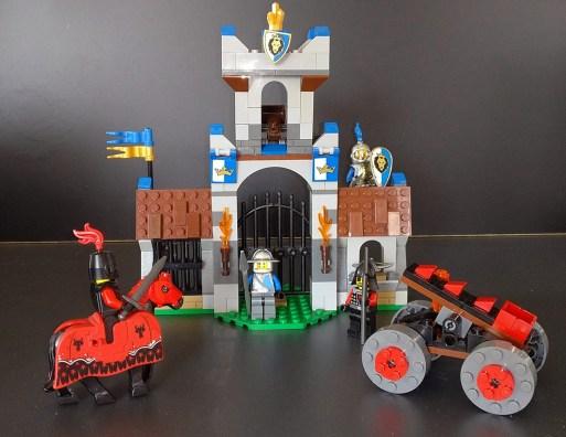 Lego® [Castle] 70402 Angriff des Wachturms The Gatehouse Raid (Get it @ PLAY-BAY.de)