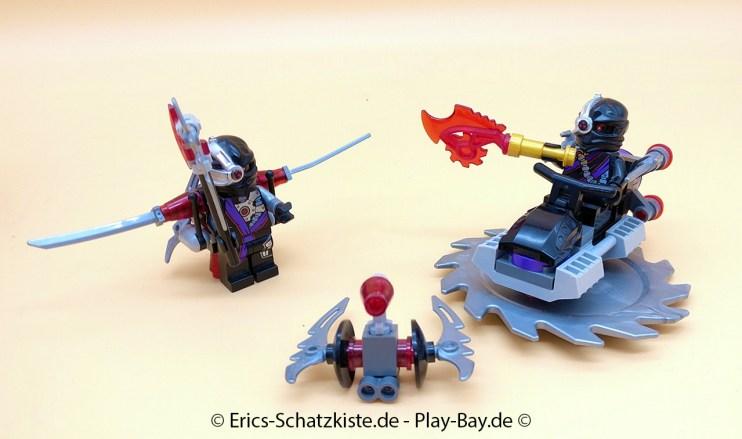 Lego® 70727 [Ninjago] X1-Ninja Supercar (Get it @ PLAY-BAY.de)