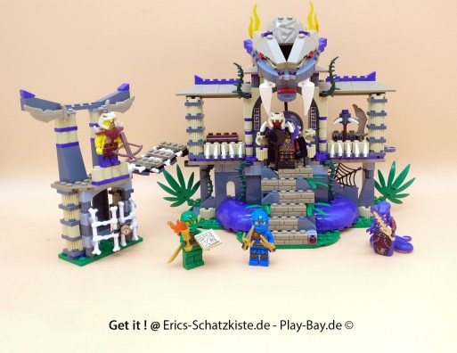 Lego® 70749 [Ninjago] Tempel der Anacondrai / Enter the Serpent (Get it @ PLAY-BAY.de)