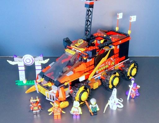 Lego® [Ninjago] 70750 Mobile Ninja Basis Ninja DB X (Get it @ PLAY-BAY.de)