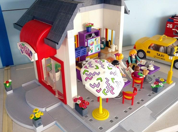 Playmobil City Café
