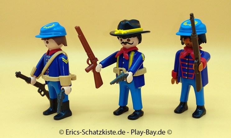 Playmobil® 6274 [Western] 3 Nordstaatler (Get it @ PLAY-BAY.de)