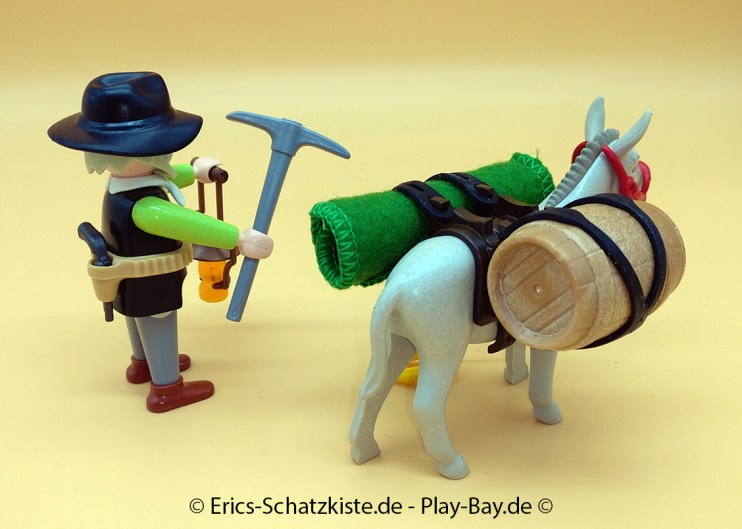 Playmobil® 6320 [Western] Goldgräber mit Esel lGet it @ PLAY-BAY.de)