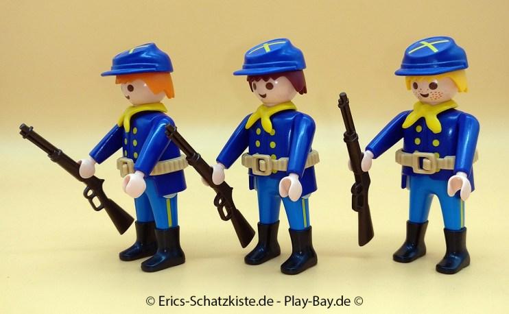 Playmobil® 7047 [Western] 3 Nordstaatler (Get it @ PLAY-BAY.de)