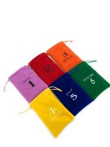 Clarity card bags