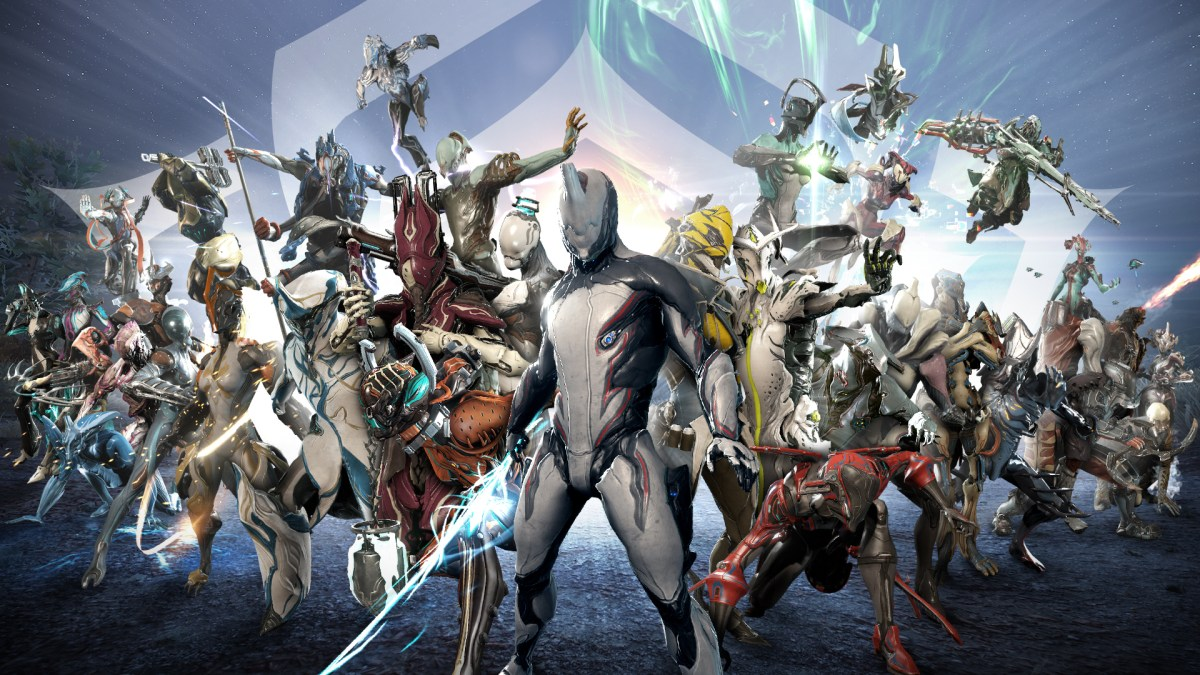 Warframe Patch 156 22188 Is Live