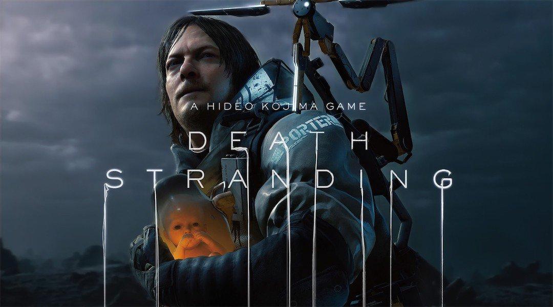 DEATH STRANDING - Hideo Kojima sorgt für offene Münder bei Guerilla Games