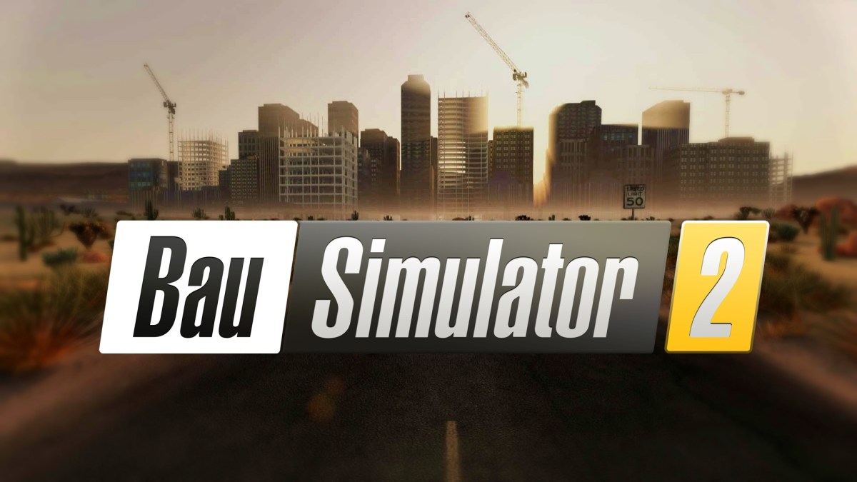 bau simulator 2 erscheint im september f r ps4 xbox one. Black Bedroom Furniture Sets. Home Design Ideas