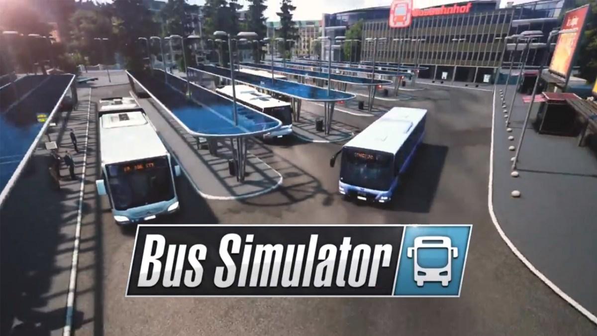 BUS SIMULATOR 18 - Konsolen-Release steht fest