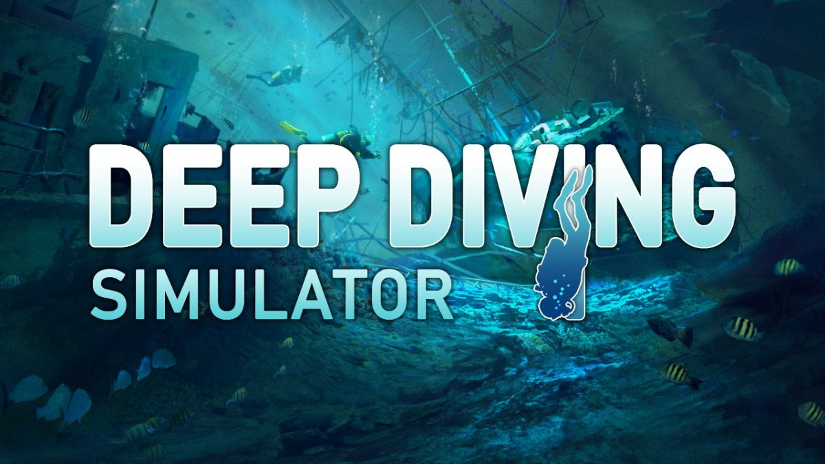 DEEP DIVING SIMULATOR - Tauch-Simulator kommt im April auf PC