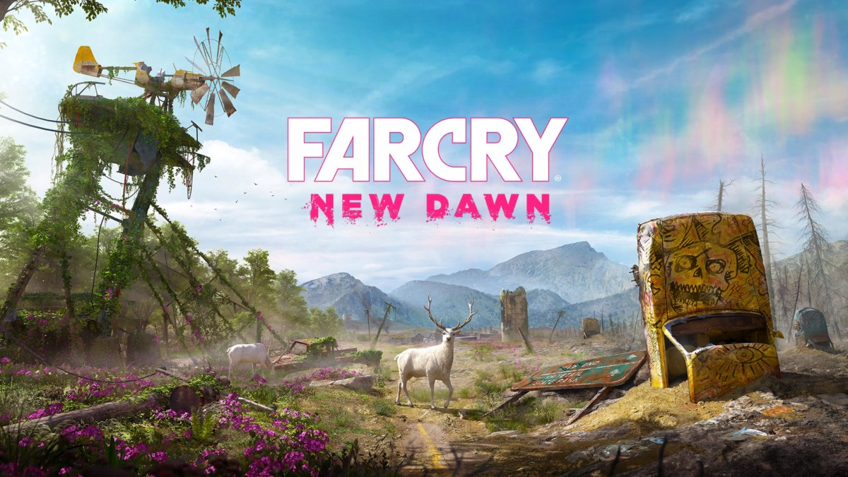 [ TEST ] FAR CRY NEW DAWN - Nach 17 (Spiel) Jahren zurück in Hope Country
