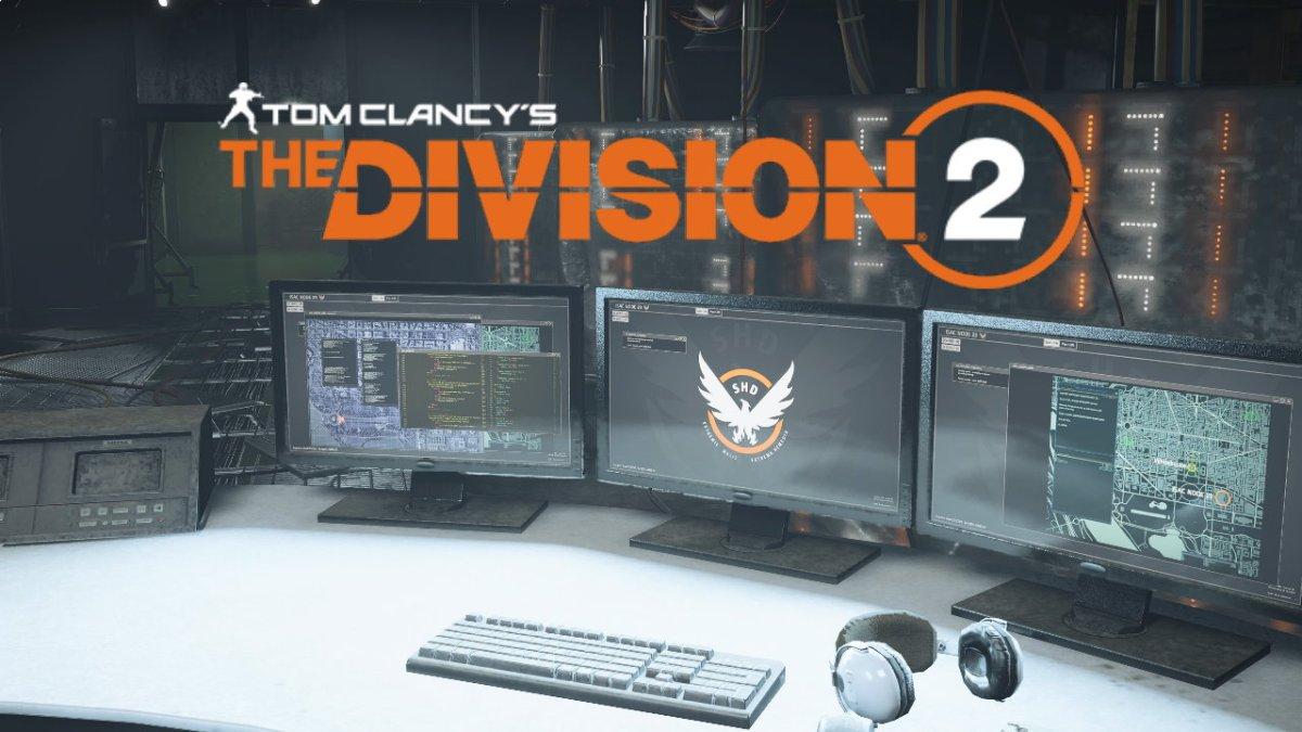 THE DIVISION 2 - Patchnotes zum heutigen Update 16/3