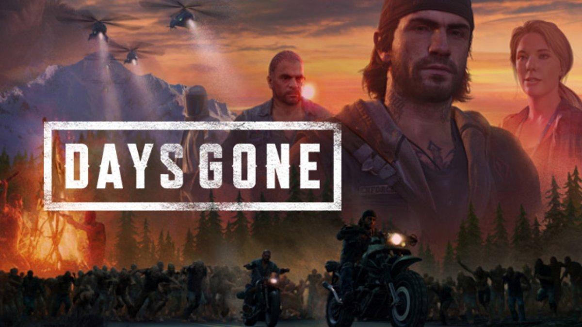 """DAYS GONE - die """"eine"""" Stunde und weiteres Gameplay veröffentlicht"""