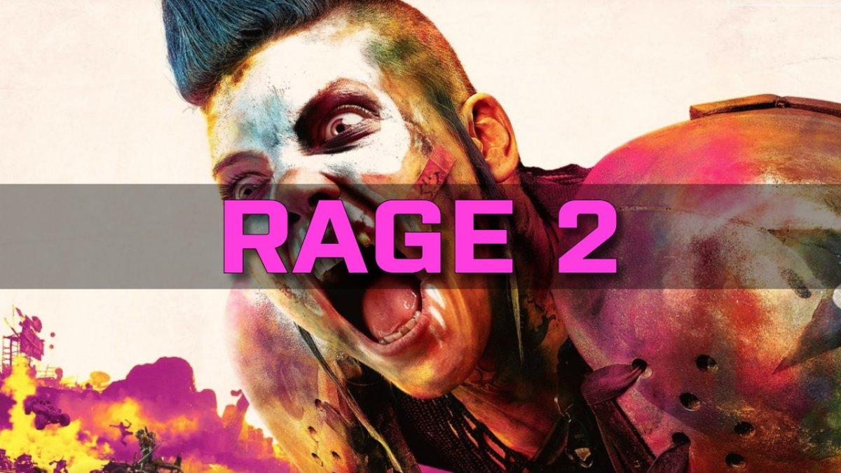 [ TEST ] RAGE 2 - eine weitere Dosis Action mit einer lahmen Open-World