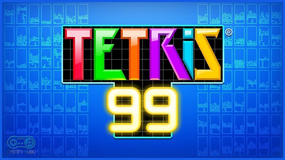 TETRIS 99 - Grand Prix 3 mit exklusiven Game Boy-Tetris-Design gestartet