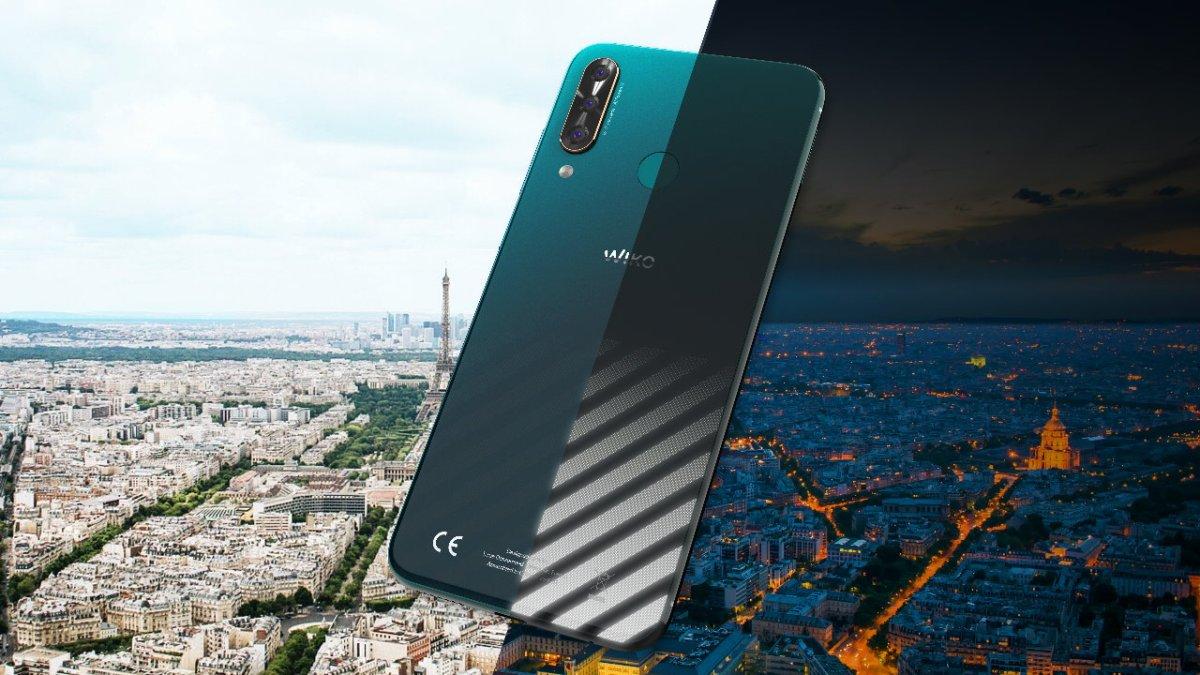 WIKO - bringt erstes Smartphone mit Triple-Kamera und künstlicher Intelligenz für unter 300 EUR