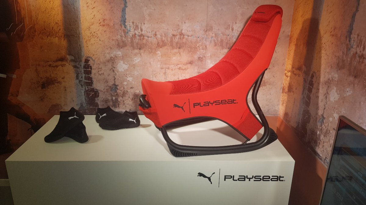 Playseat Puma Offers You The Opportunity To Test The