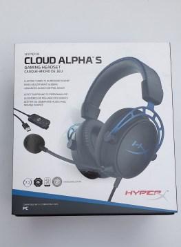 HyperX Cloud Alpha S