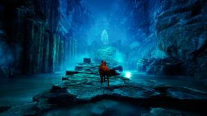 Solche und ähnliche Runensteine findet ihr überall im Spiel. / Spirit of the North