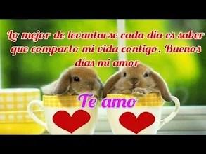 Frases de buen dìa amor:: Buenos Dias Mi Vida Imagenes Y Frases Aplikasi Di Google Play