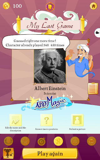 I am filmillion, the movie guessing machine. Akinator Apps On Google Play