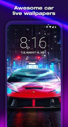 neon car wallpaper 4k is a 1920x1080 hd wallpaper picture for your desktop, tablet or smartphone. Mobil Neon Hidup Wallpaper Hd Versi Terbaru Untuk Android Unduh Apk