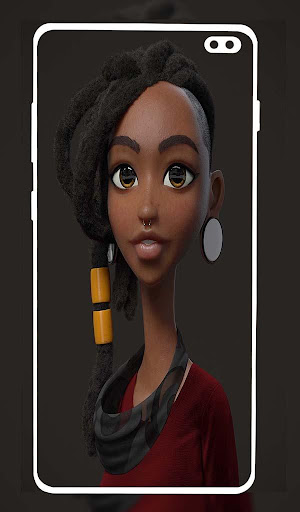 Phone wallpaper images, cellphone wallpaper, black wallpaper, cool wallpaper,. Download Cute Black Girls Wallpapers Melanin Free For Android Cute Black Girls Wallpapers Melanin Apk Download Steprimo Com