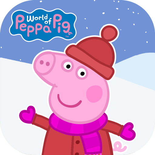peppa pig kids learning games