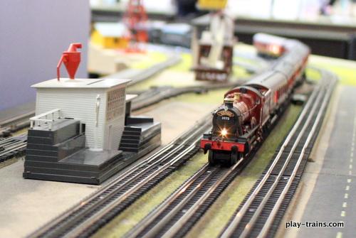 The Pacific Science Centers 39th Annual Model Railroad Show