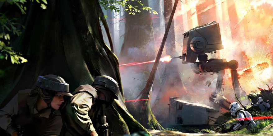 Star Wars Battlefront mape i ostalo